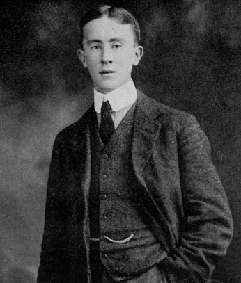 Foto Tolkien Giovane