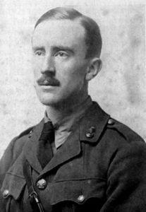 Foto Tolkien Soldato (1916)