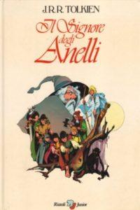 Il Signore degli Anelli a fumetti (Rizzoli Junior)