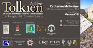 Tolkien Archive 2019 @ Barletta - Castello Svevo