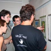 Gli Uruk alla mostra artistica